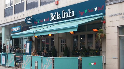 Bella Italia, Leeds - Wikipedia
