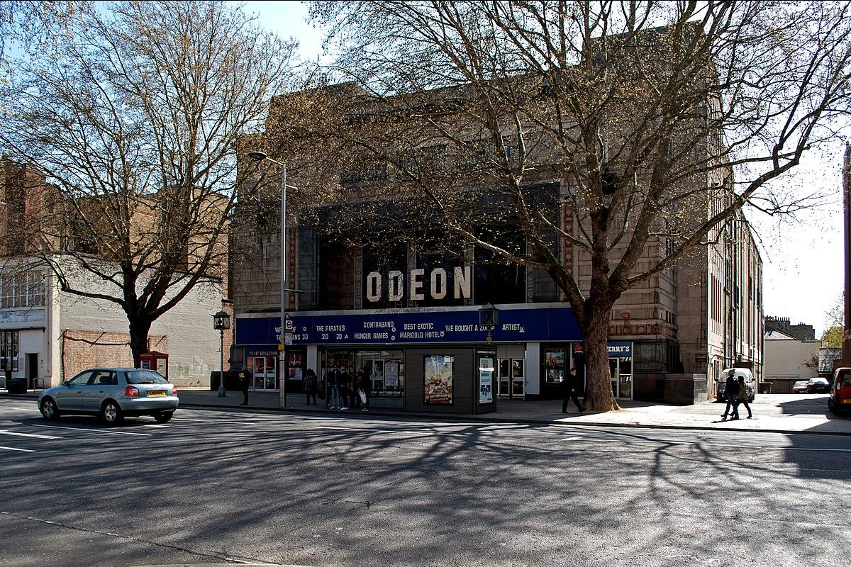 Odeon Kensington High Street – Wikimedia Commons