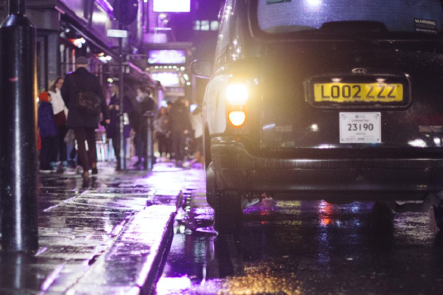 Soho, London. Photo by Clem Onojeghuo on Unsplash
