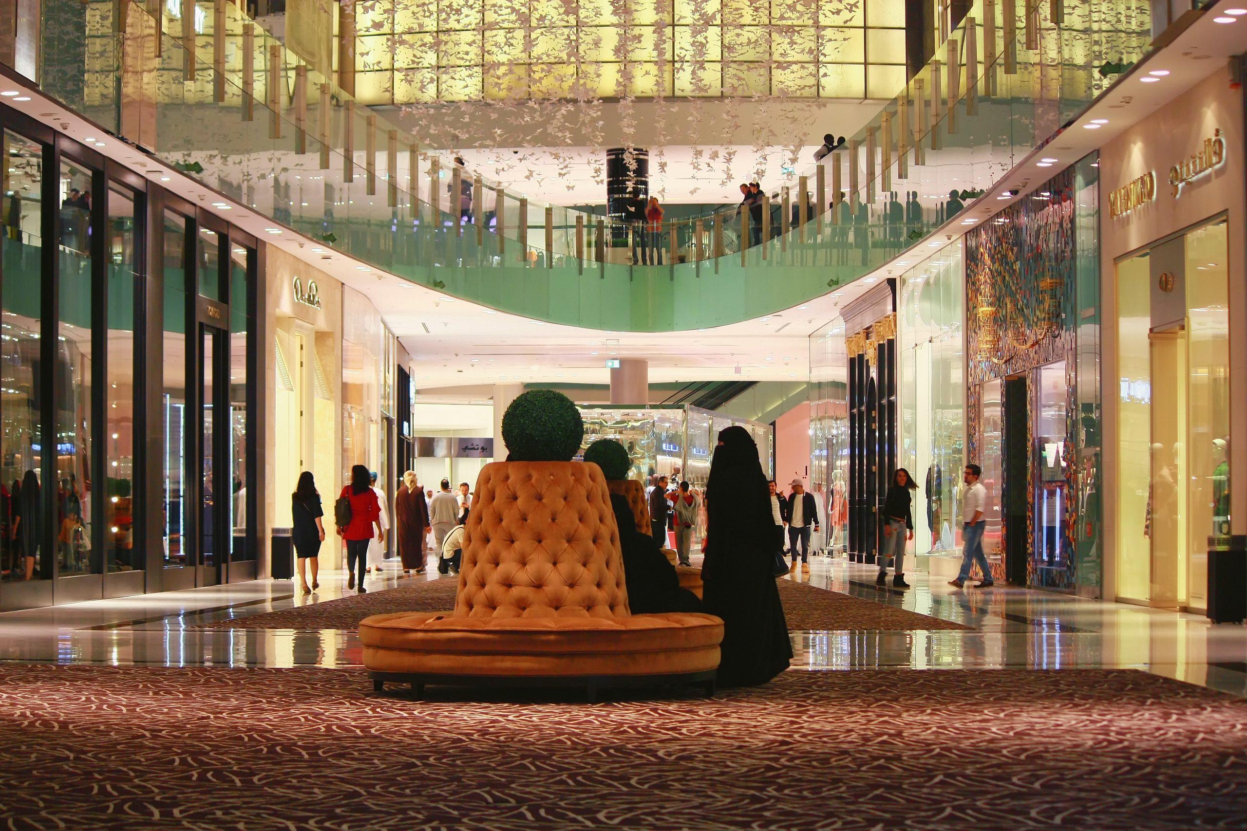 Dubai Mall. Photo by Iwona Castiello d'Antonio