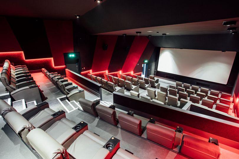 Arc Cinema, Hucknall