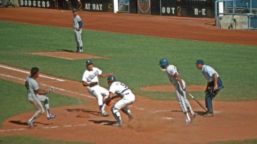 LA Dodgers vs NY Mets. Photo_ Wikimedia Commons