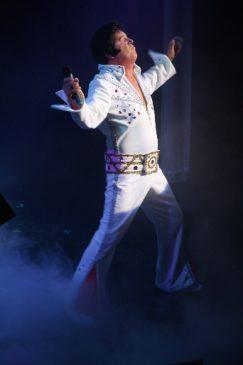 Tony Skingle is Elvis