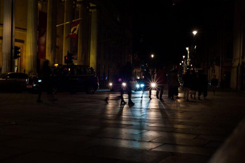 Trafalgar Square, London. Photo by Marco Chilese on Unsplash