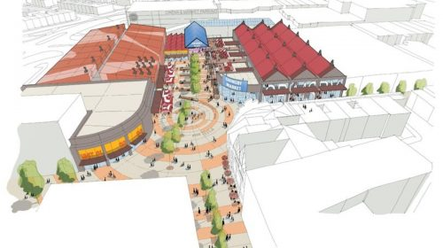 A vision for the regeneration of the western side of Victoria Street in Grimsby town centre