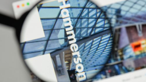 Hammerson under microscope