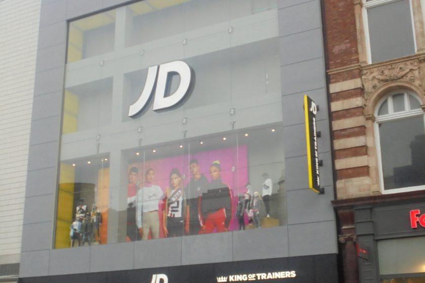 JD, Briggate, Leeds