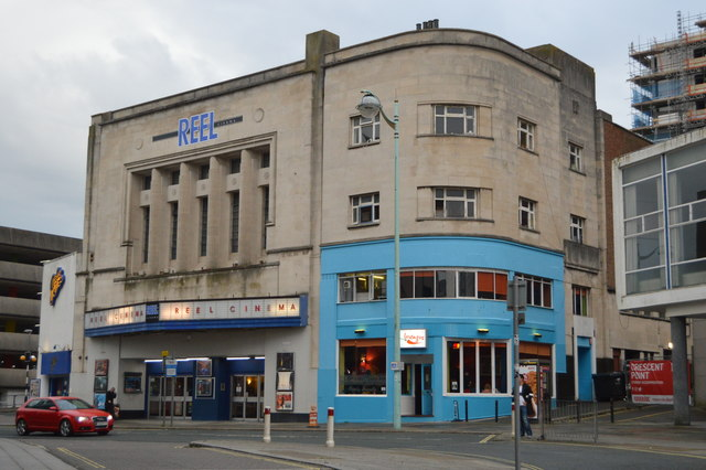 Kidderminster Reel Cinema. Photo- Geograph