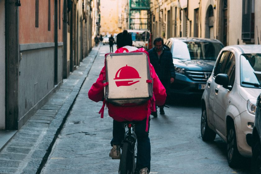 Food delivery. Photo by Kai Pilger on Unsplash