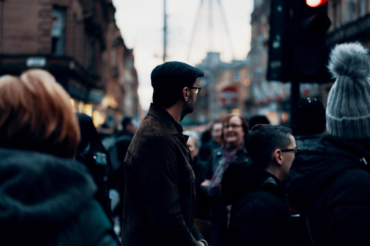 Glasgow shopping retail. Photo by Ross Sneddon on Unsplash