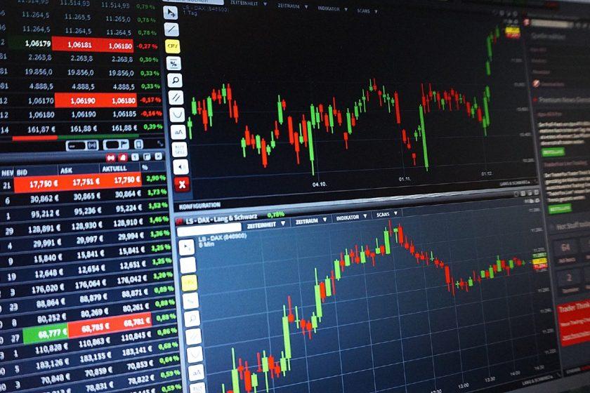 Stock market chart (economy). Photo by Csaba Nagy on Pixabay