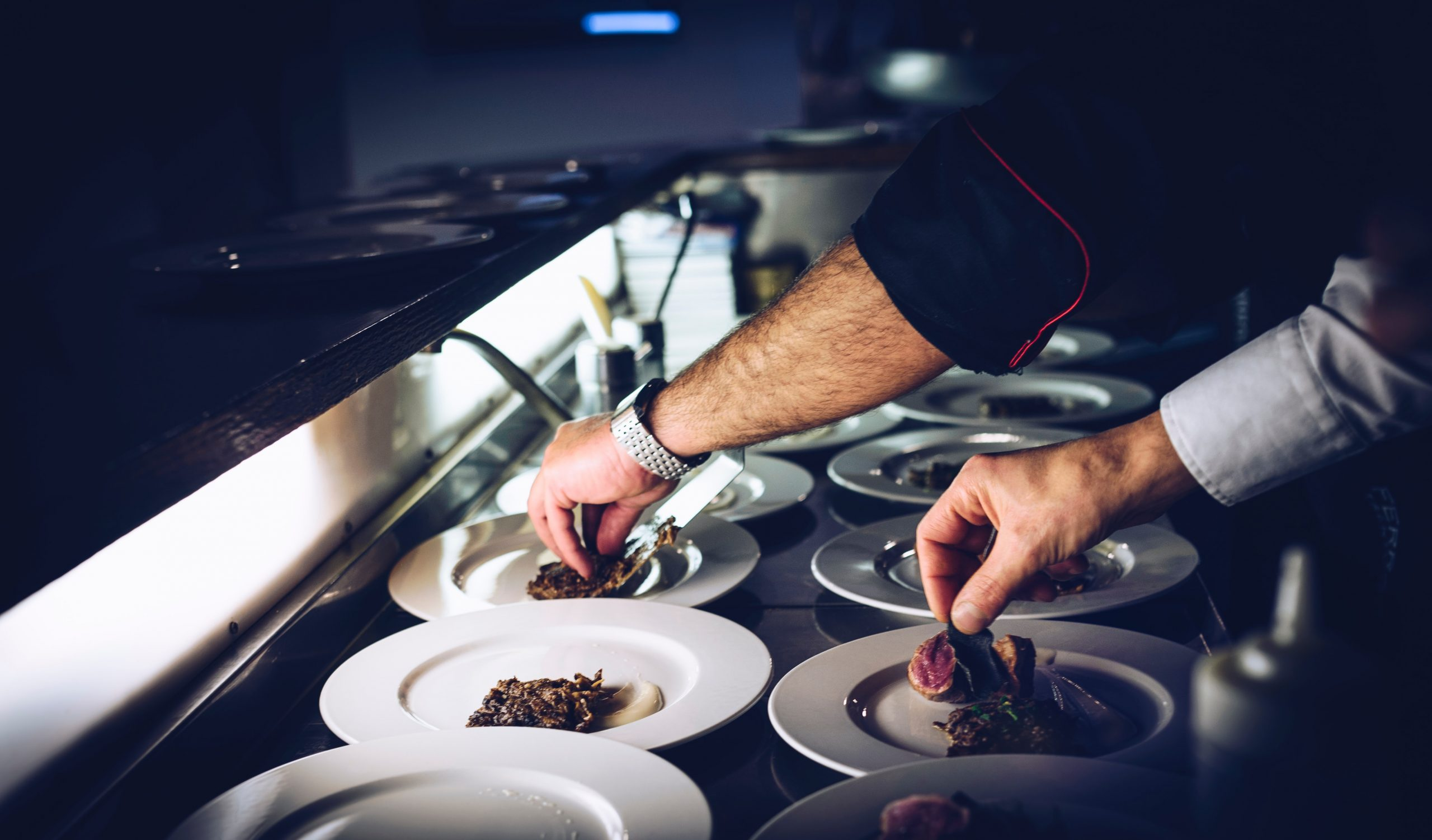Restaurant food prep. Photo by Fabrizio Magoni on Unsplash