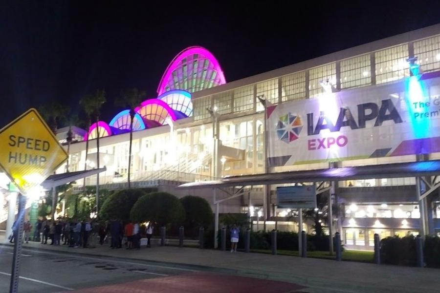 IAAPA Orlando. Photo by KWP