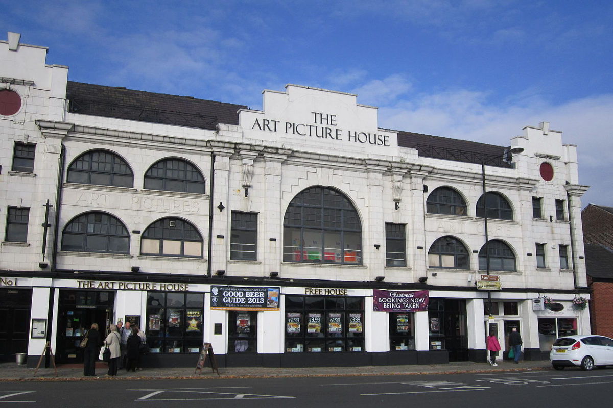 The Art Picture House, Bury. Photo: Wikimedia Commons