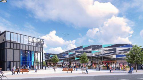 Northgate cinema and leisure complex