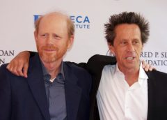 Ron Howard and Brian Grazer. Photo from Wikimedia Commons