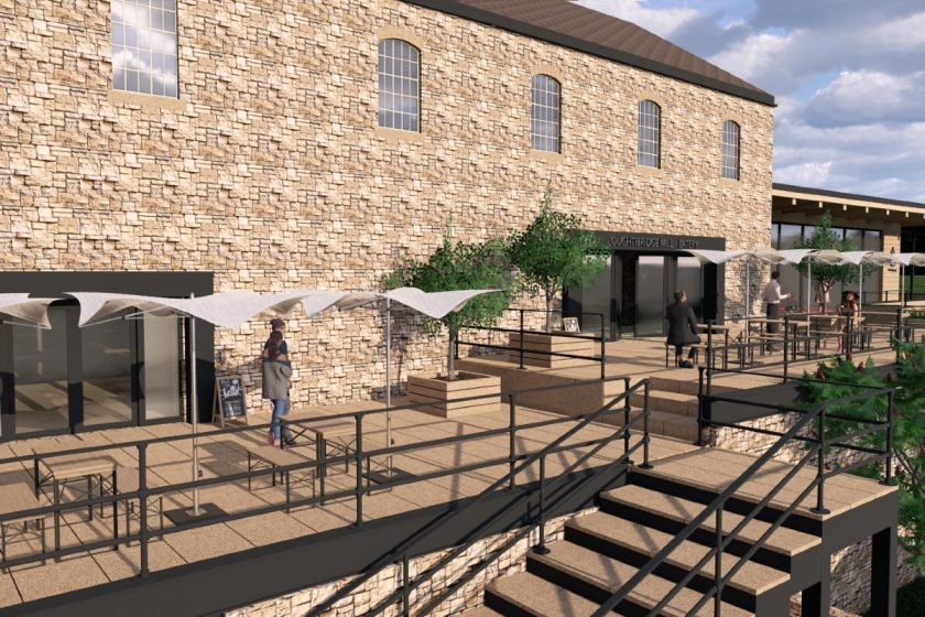 Sheffield mill conversion CGI