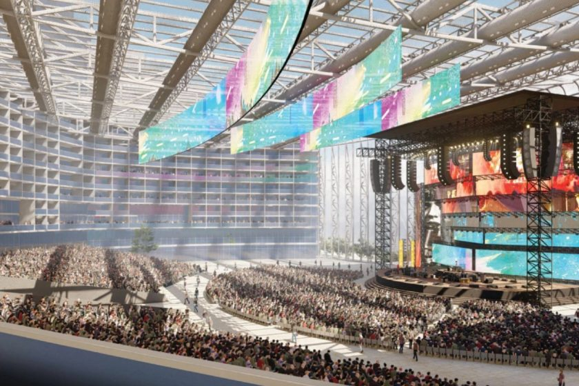 New $1.2bn Mississippi UMUSIC hotel