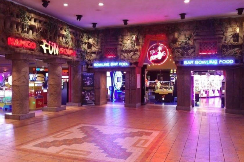 amusement arcade. Photo by KWP