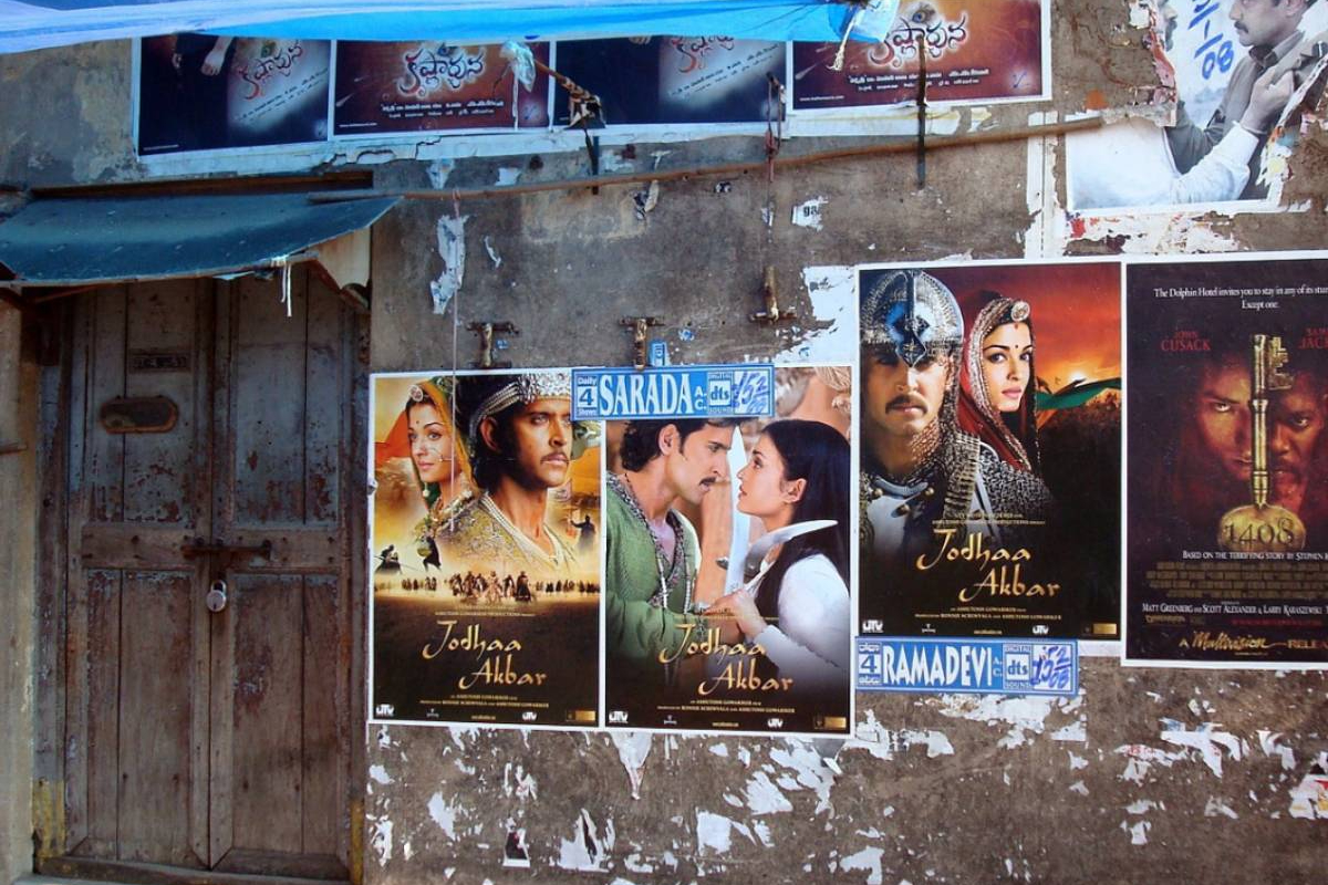 Bollywood posters. Photo by JudaM (pixabay.com)
