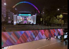Eclipse Digital Media digital signage and av audio visual at Wembley Park
