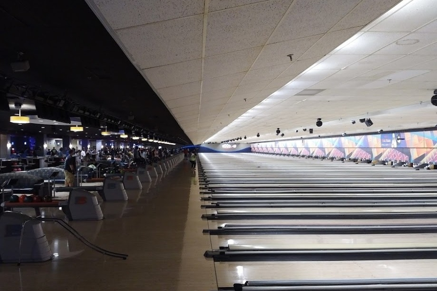 Bowling Alley. Photo by KWP