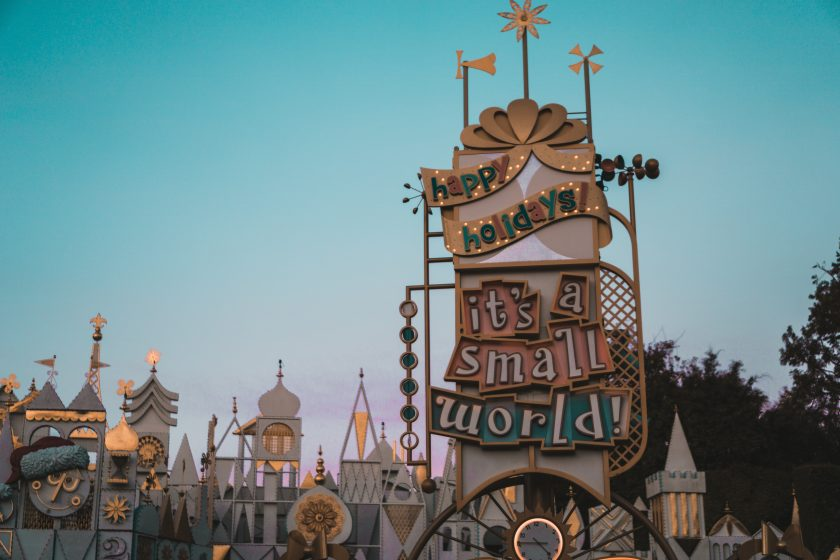 Disneyland California. Photo by Yulissa Tagle on Unsplash