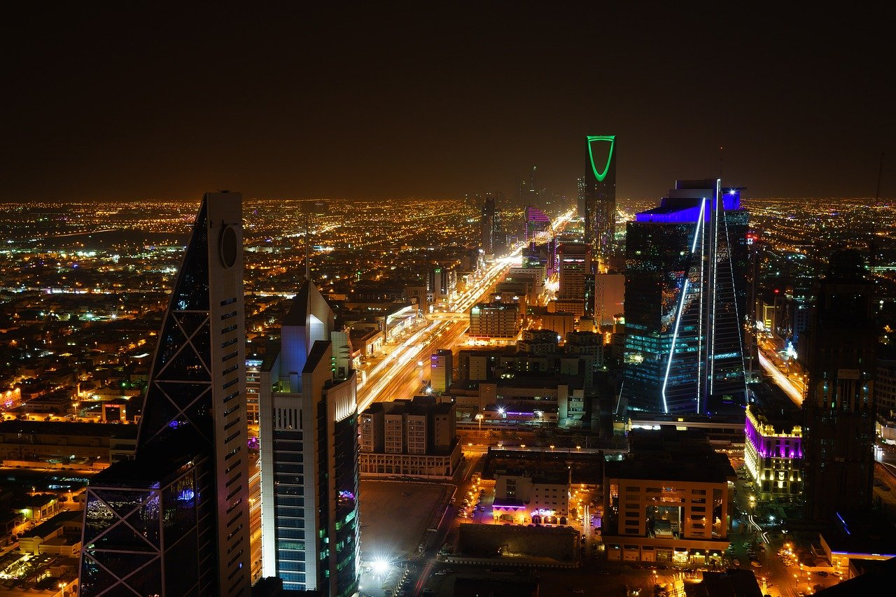 Riyadh, SA. Photo by apriltan18 on Pixabay
