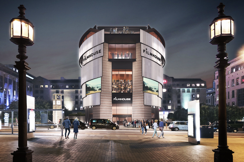 Artist's impression of Filmhouse