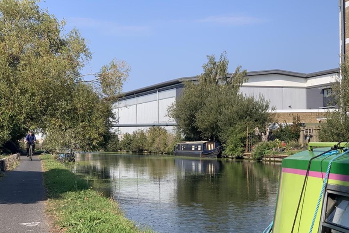 London's Garden Studios - Arts Alliance