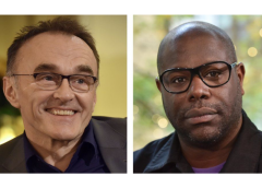 Danny Boyle and Steve McQueen