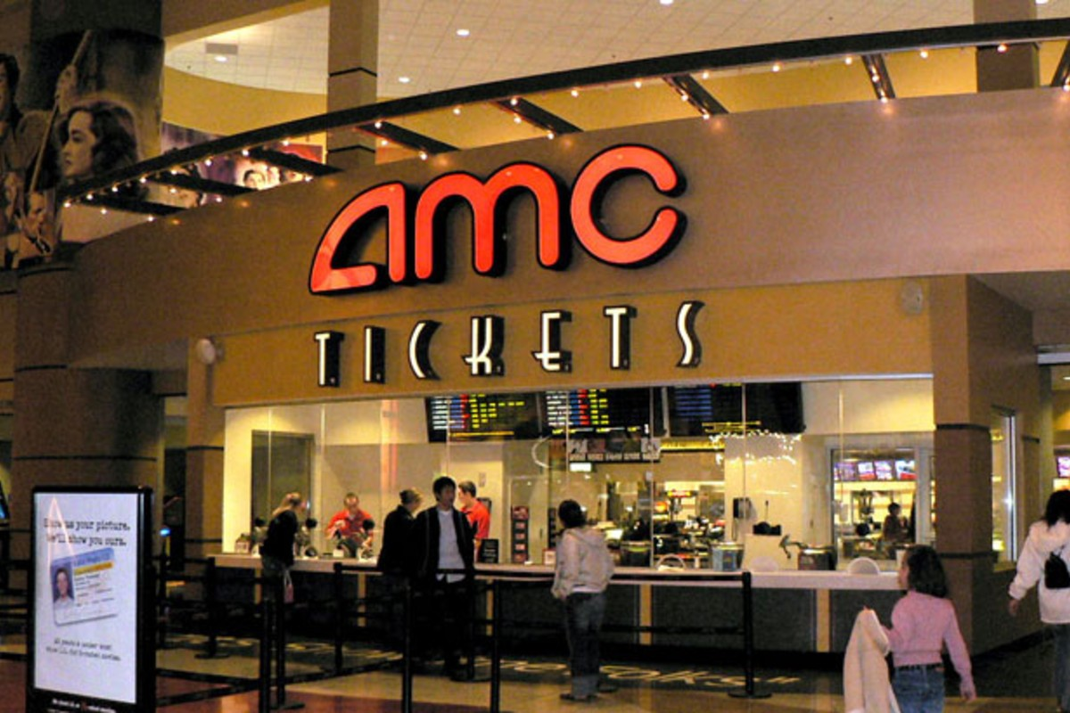 AMC Discover Mills by valerirenee