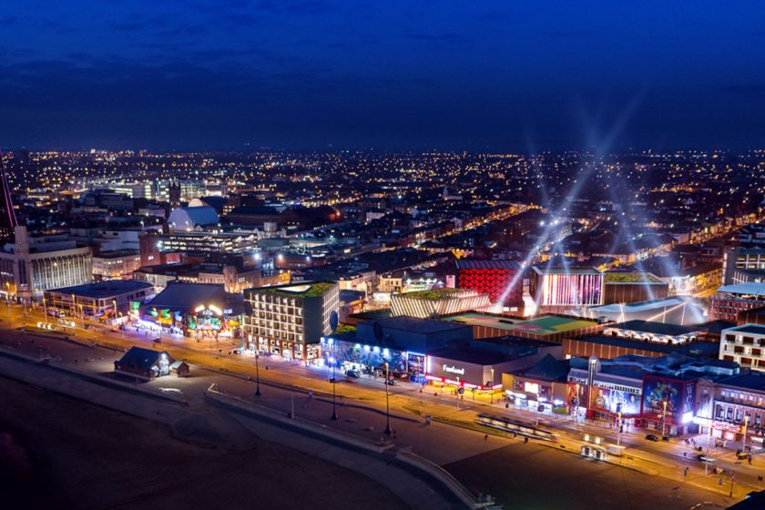 Blackpool Central development image – Visit Blackpool