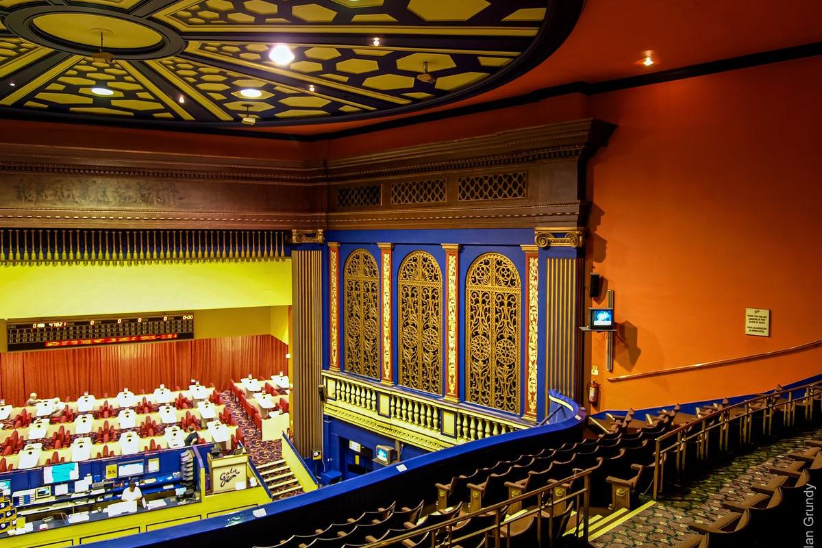 Old Granada cinema, Shrewsbury