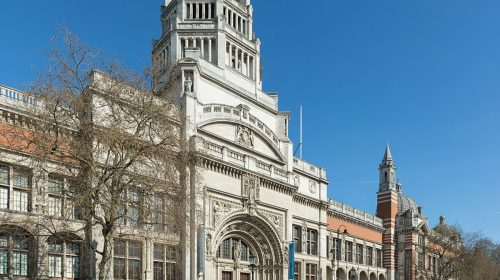 V&A Museum, London. Photo: Wikimedia Commons