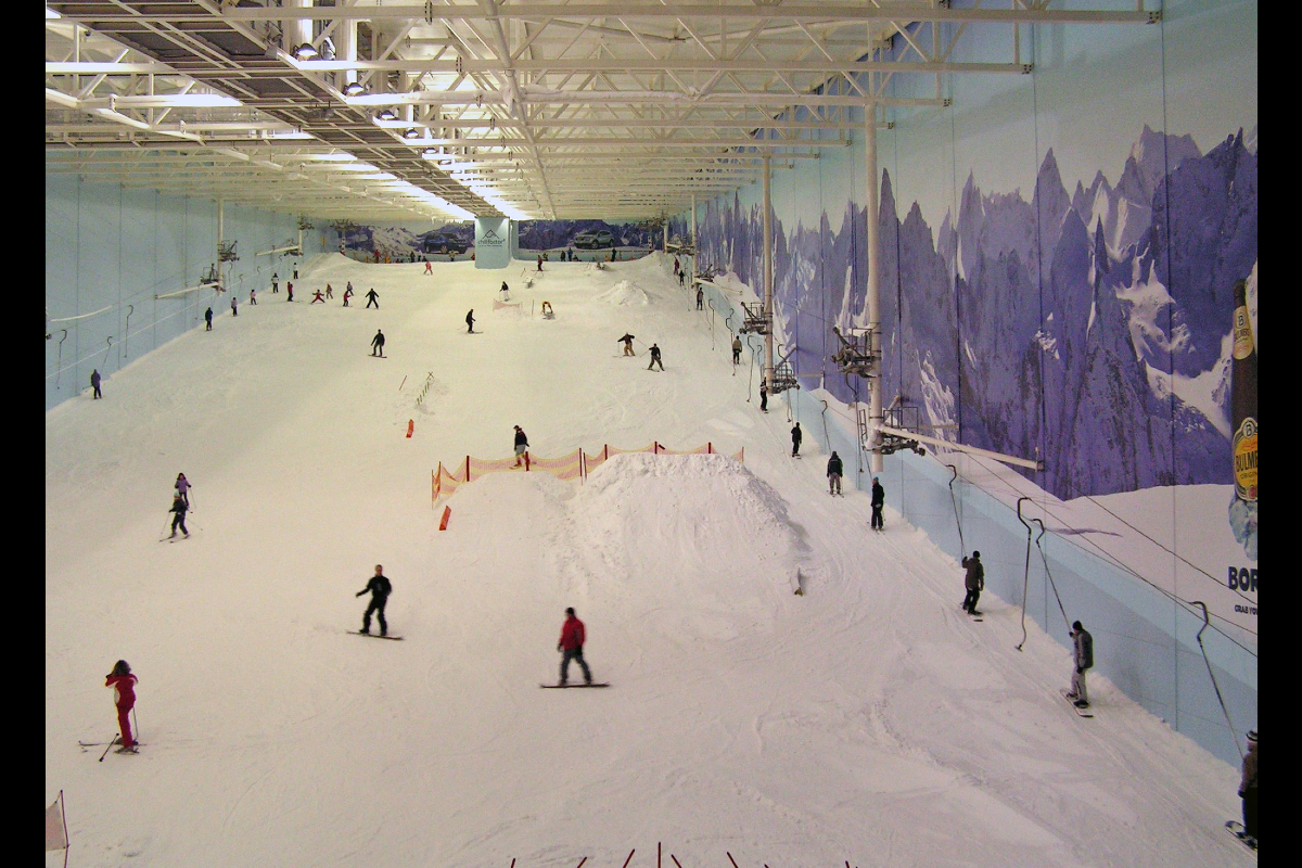 Chill Factore Manchester. Photo - Wikimedia Commons