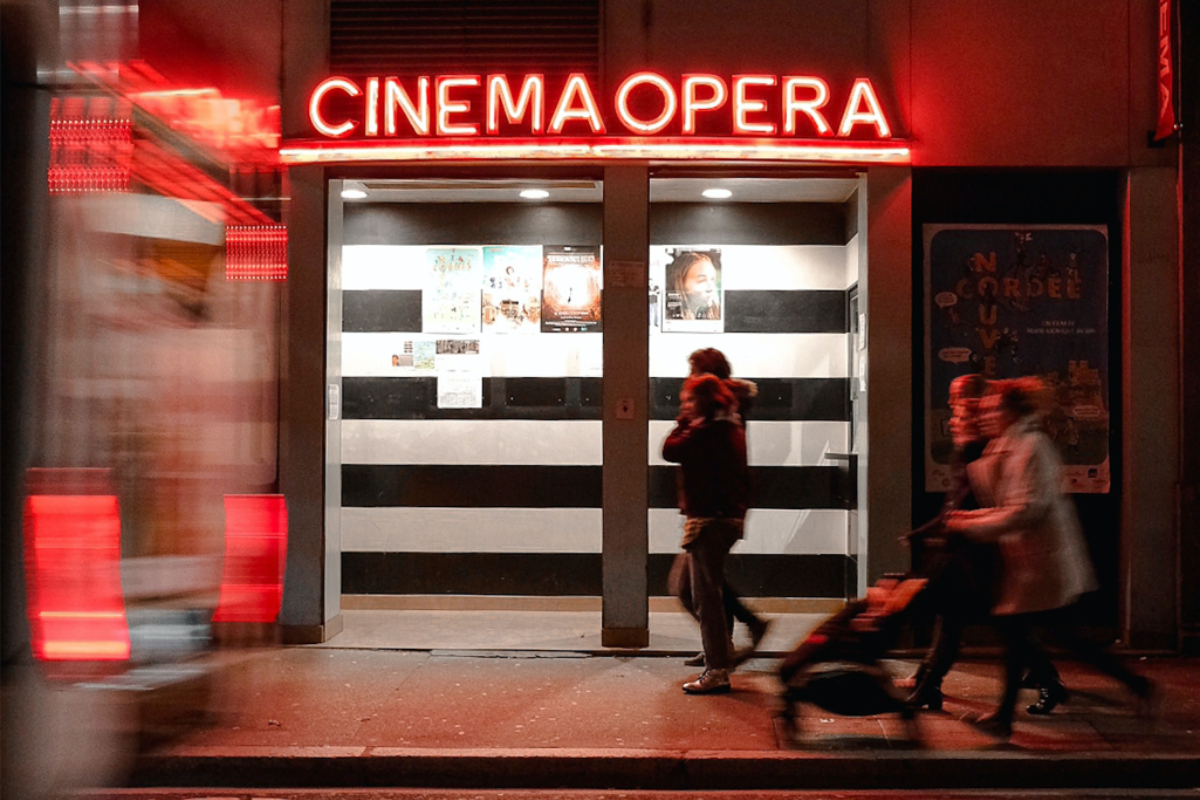 Cinema Opera Lyon. Photo by Sylvain Gllm on Unsplash