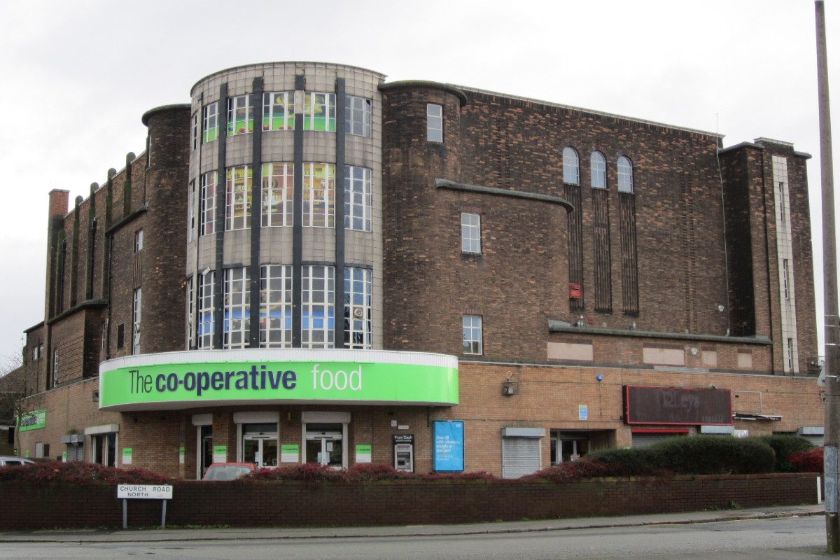 former Abbey Cinema Wavertree – photo Wikimedia Commons
