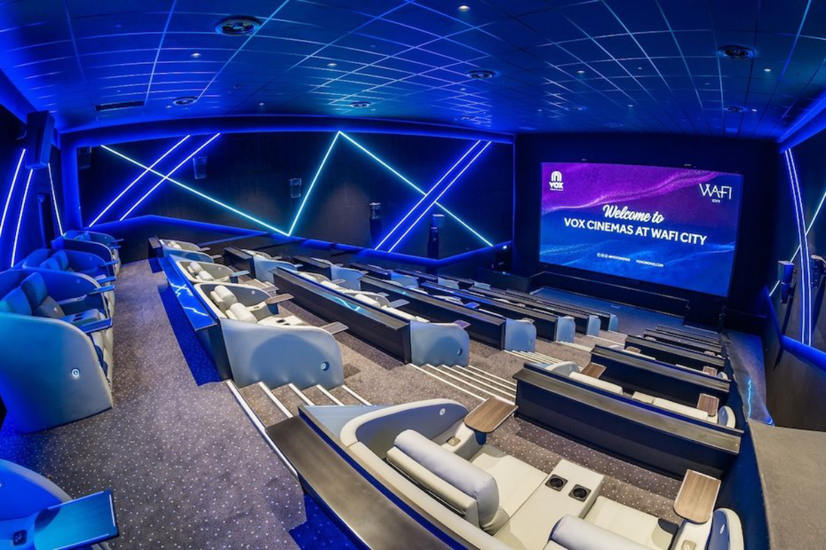 VOX Cinemas Wafi City