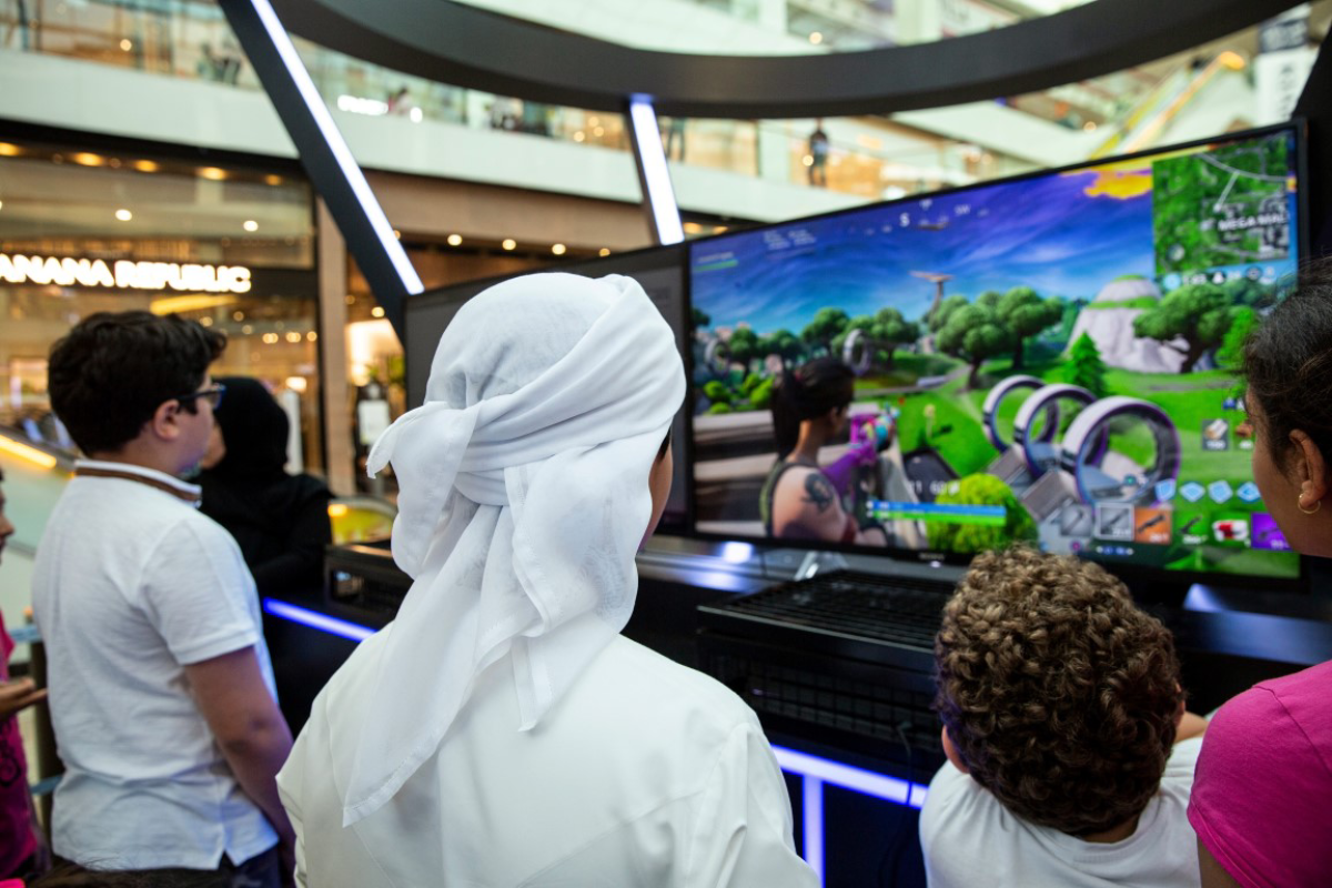 Gaming in the GCC