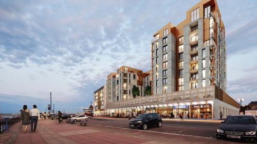 Paddock Johnson: New Brighton