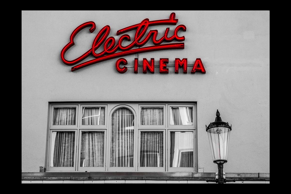 Electric Cinema Portobello. Photo by Fred Bigio on Flickr