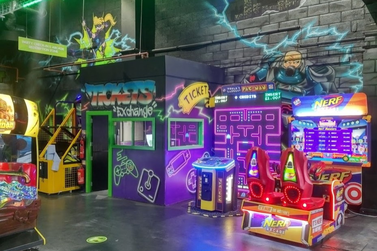 The Stinger Report #1077 image – amusement machines